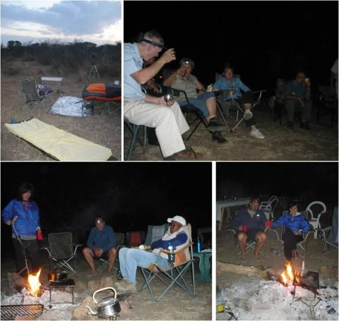 Wilderness Weekend 30th September – 02nd October 2016