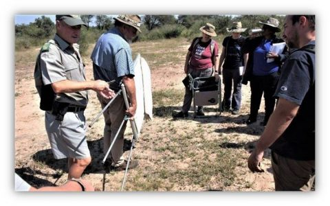 Veld Management weekend 21st – 22nd April 2017